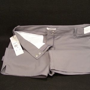 Adidas Golf Essental Shorts Light Gray